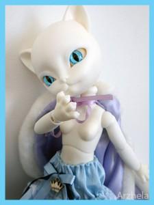 Nym Hujoo Freya V1 White