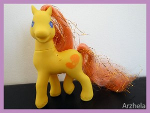 2002 Mon Petit Poney G2 Her Majesty Pearl Sa Majeste Coquillage