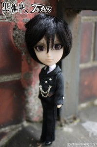 Docolla Little Taeyang Sebastian 2011