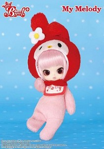 Little Byul My Melody Baby 2013