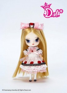 Little Dal + Pink Alice 2008