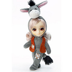 Little + de 2009 Pullip Donkey