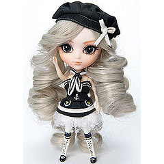 Little + de 2009 Pullip Marine Police Marilyn
