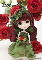 Little Pullip + Princess Rose 2010