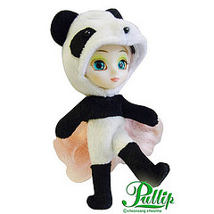 Little de 2005 Pullip Panda
