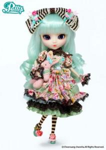 Pullip Alice du Jardin Mint version 2012
