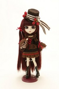 Pullip Bloody Red Hood Student Design 2013