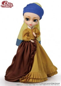 Pullip de 2013 Girl With a Pearl Earring