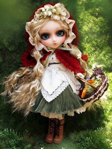 Pullip Red Ridding Hood 2010