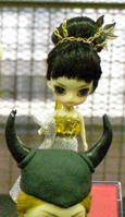 prototypes de 2009 Little Dal + White Bones Demoness