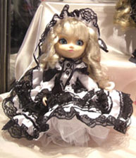 Prototype Pullip Black And White Love 2008