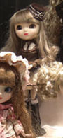 prototypes de 2008 Pullip Brown Sacralita