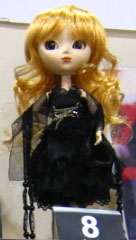 prototypes de 2005 Pullip Dark Diva