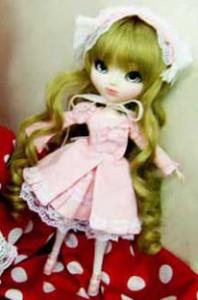 Prototype Pullip Pink Dress 2009