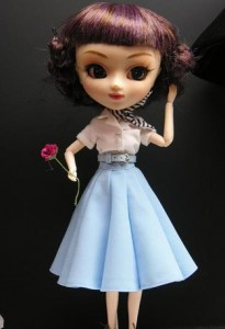 prototypes de 2006 Pullip Princess Ann