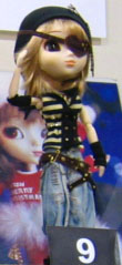 prototypes de 2005 Pullip Yellow Pirate