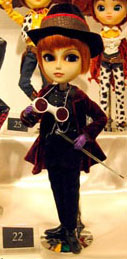Prototype Taeyang Willy Wonka 2007