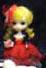 prototypes de 2009 Little Pullip + Red Dress