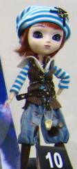 prototypes de 2005 Pullip Blue Pirate