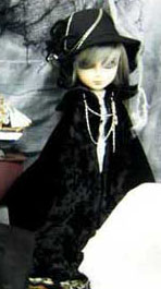 Taeyang Gothic Boy 2009