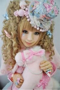 OTT Lolita style