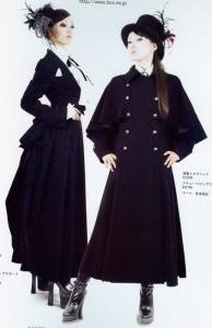 Elegant Gothic Aristocrat style