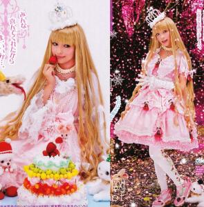 Hime Lolita style