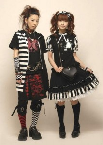 Industrial Lolita style