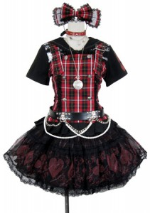 Punk Lolita style