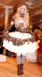 Steam Lolita style