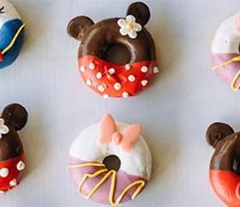 Donuts Disney