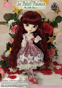 Pullip The Rose