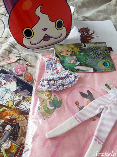Goodies Japan Expo 2016
