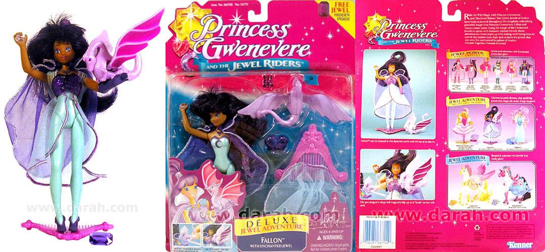 Princesse Starla Fallon serie 2