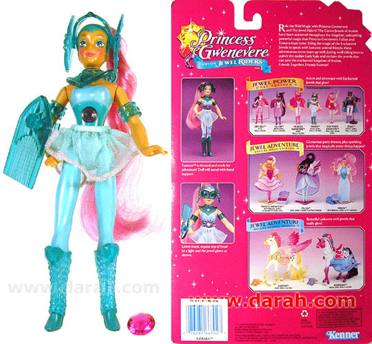 Princesse Starla Tamara serie 1