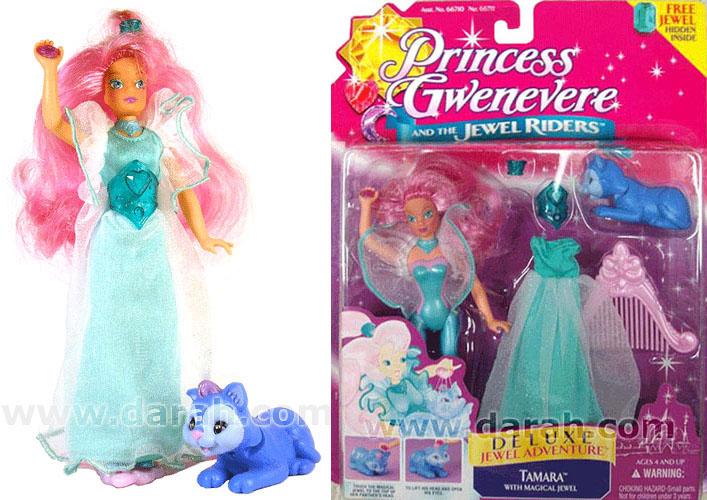 Princesse Starla Tamara serie 2