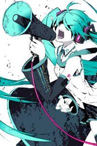Vocaloid Miku Hatsune