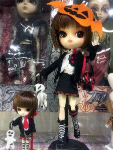 Azone Labelshop Pullip Halloween