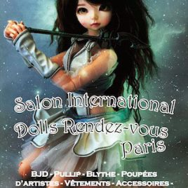 Flyer Doll Rendez-vous Paris 2016