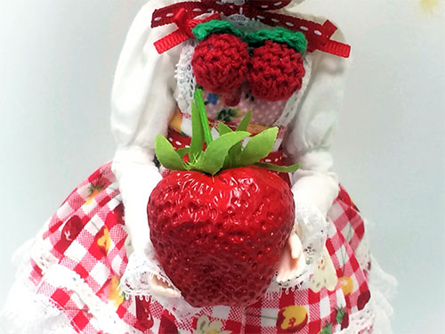 Pullip VeryberryPOP I doll 2017