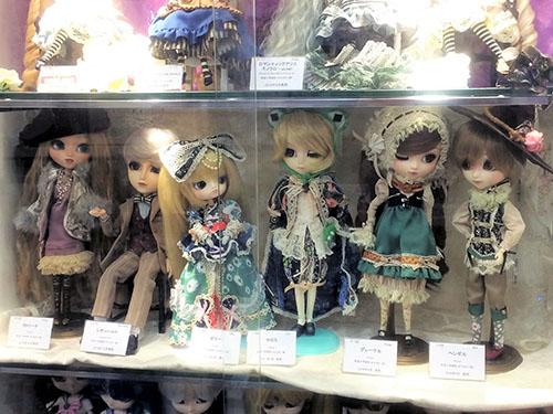 Exposition Pullip doll Akihabara 2017