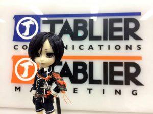 Tablier Communications Marketing