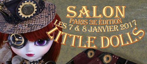 Little Dolls Paris 2017
