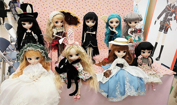 Pullip expo I doll
