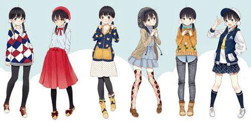 Beauté et Style Asian fashion