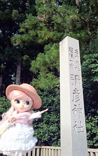 Pullip Yahiko shrine