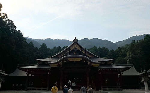 Sanctuaire Japon temple