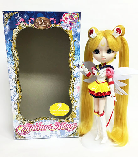 Zoom Pullip Eternal Sailor Moon