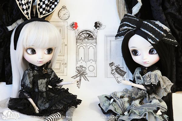 Pullip Monochrome Alice limited edition version