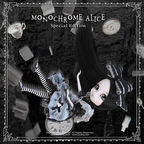 Pullip Monochrome Alice limited edition main